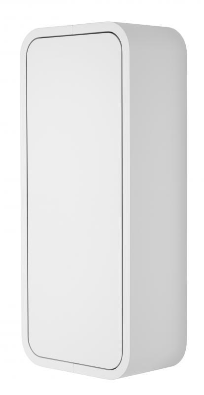 NC Series Матовый белый лакМебель для ванной<br>Toto NC Series FU10017A-LW Боковой шкафчик, левостороннее крепление дверцы, нажимной механизм открывания. Цвет матовый белый лак.<br>
