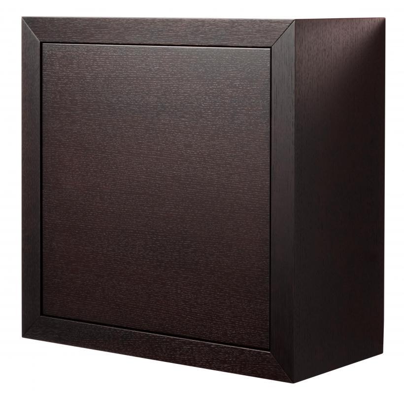 NC Series Шпон дубовый венге протравленныйМебель для ванной<br>Toto NC Series FU10013A-VO Боковой шкафчик, дверца слева, нажимной механизм открывания, цвет шпон дубовый венге протравленный.<br>