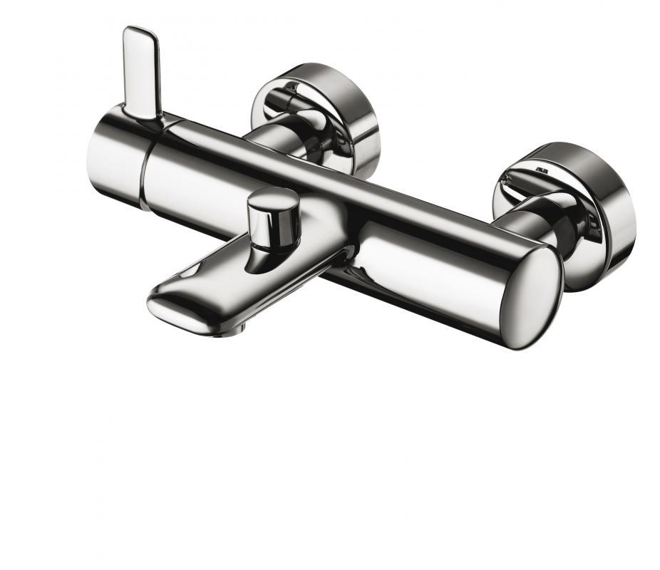 NC Series ХромСмесители<br>Toto NC Series VMB30 смеситель для ванны. Цвет хром. Материал латунь.<br>
