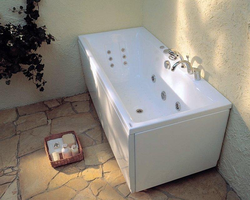 Акриловая ванна Victory Spa Thira 165 Без системы управления