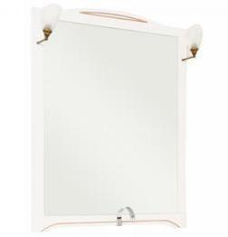 Луис 173220 Тёмный-орехМебель для ванной<br>Зеркало Aquanet Луис 173221 без светильников. Цвет тёмный орех. Артикул 173221.<br>