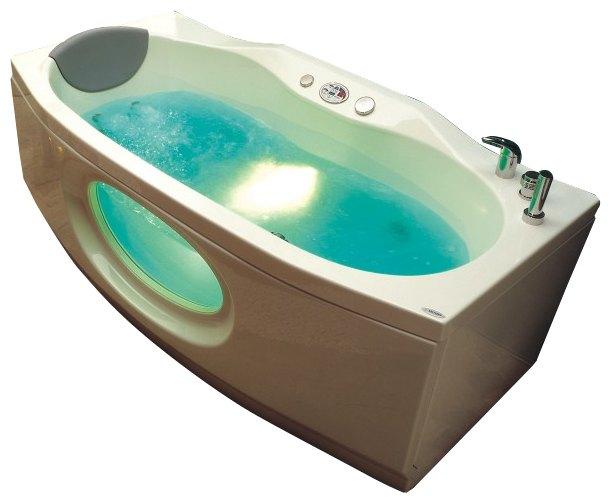 Акриловая ванна Victory Spa Grenada 170 Без системы управления