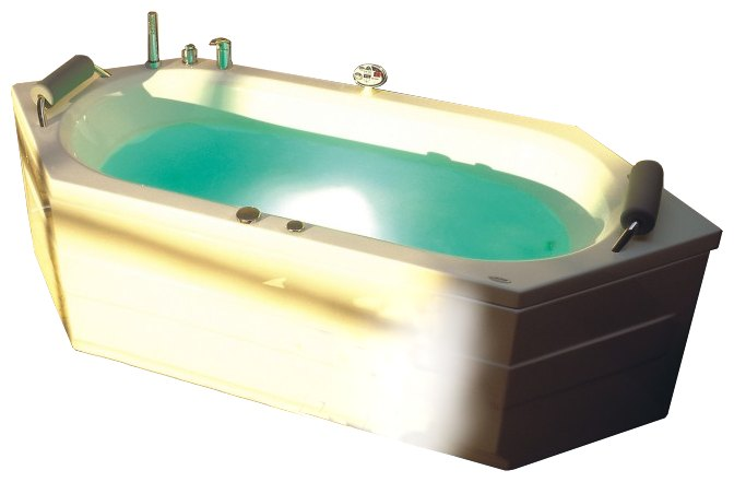 Акриловая ванна Victory Spa Cypres Без системы управления