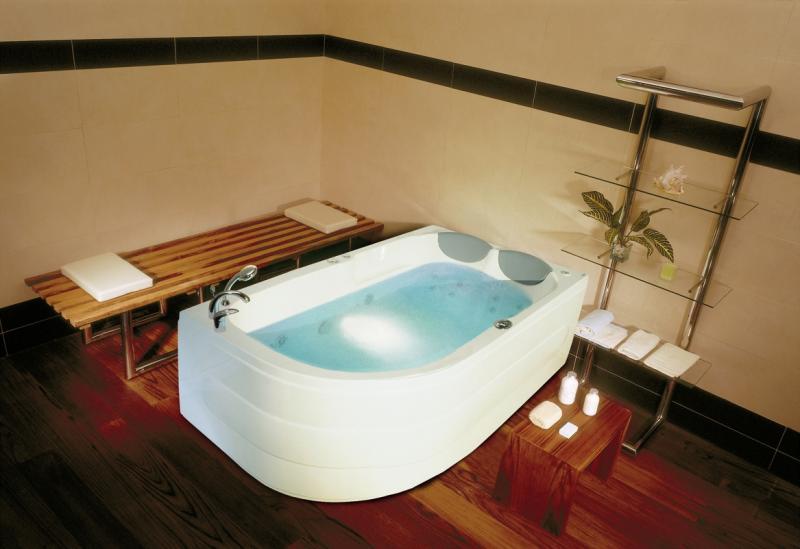 Акриловая ванна Victory Spa Tonga Без системы управления