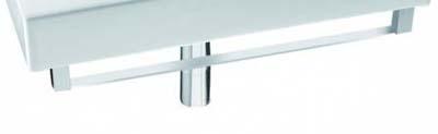 Formilia-Rythmik E4121 ХромАксессуары для ванной<br>Полотенцедержатель Jacob Delafon Formilia-Rythmik E4121. Размер 600 мм.<br>