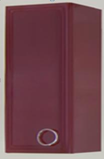 Купить Шкаф навесной, Eletto Elt 270.97-01 Левый, Valente, Россия
