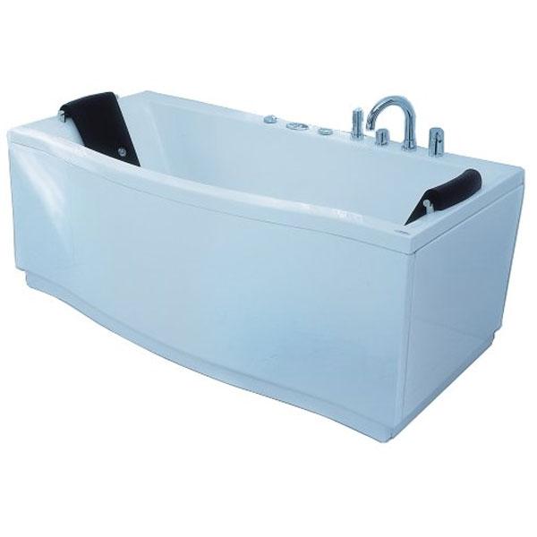 """Mismar Система 2: ГидромассажВанны<br>Victory Spa Mismar NVS.650.910.02.1 акриловая ванна белого цвета. Стандартная комплектация: электронная система управления; ЖК-дисплей; программа полуавтоматической дезинфекции; подводная светодиодная подсветка; таймер с установкой желаемого времени принятия процедур; часы; датчик температуры воды; датчик уровня воды; подголовники. Гидромассаж: ротативные форсунки для спины; ротативные форсунки для массажа ступней ног; боковые форсунки с возможностью изменения направления струи; возможность полного закрытия боковых форсунок; независимая регулировка подачи воздуха в гидромассажные форсунки; датчик защиты от запуска без воды; дренаж гидромассажной системы после принятия ванны. Дополнительно можно приобрести хромотерапию (подводная цветовая подсветка); проточный водонагреватель, поддерживающий температуру воды, с защитой от """"сухого пуска""""; отдельный регулятор воздуха гидромассажных форсунок спины; импульсный режим гидромассажа (H-MODE); радиo FM / MP3 плеер; пульт дистанционного управления; ароматерапию; озонатор; панели; слив-перелив с наполнением.<br>"""