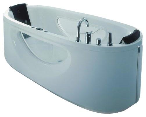 Акриловая ванна Victory Spa Pulsar Система 4: Maxi Гидро-аэромассаж