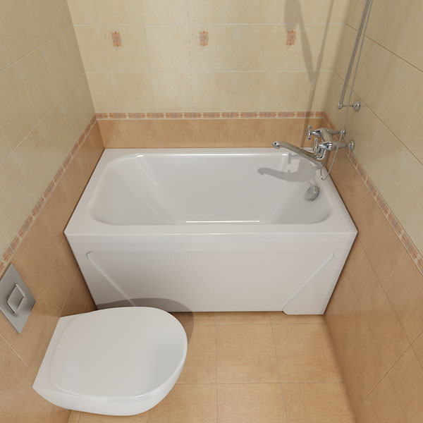 Лиза БелаяВанны<br>В комплект входит: слив-перелив. Глубина ванны: 360мм. Дно с рифленой массажной поверхностью. Лучшее решение для маленькой ванной и альтернативное решение для любителей душевых кабин.<br>
