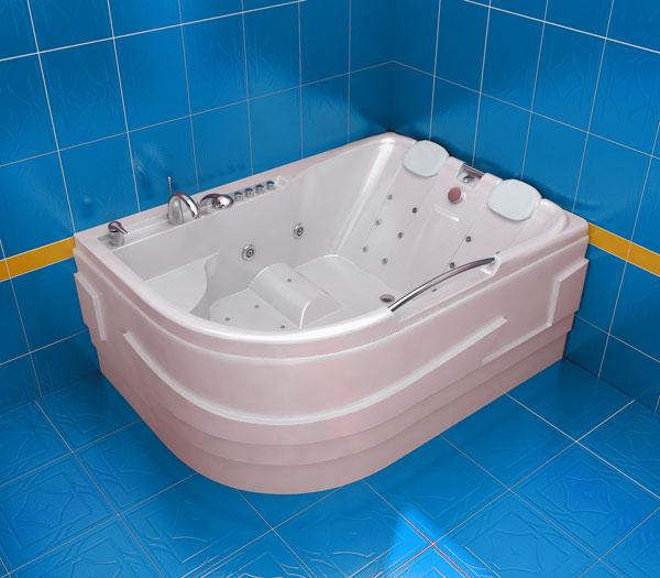 Респект Белая LВанны<br>В комплект входит: слив-перелив и каркас. Глубина ванны: 410 мм. Акриловая ванна РЕСПЕКТ левая. Дно с рифленой массажной поверхностью.<br>