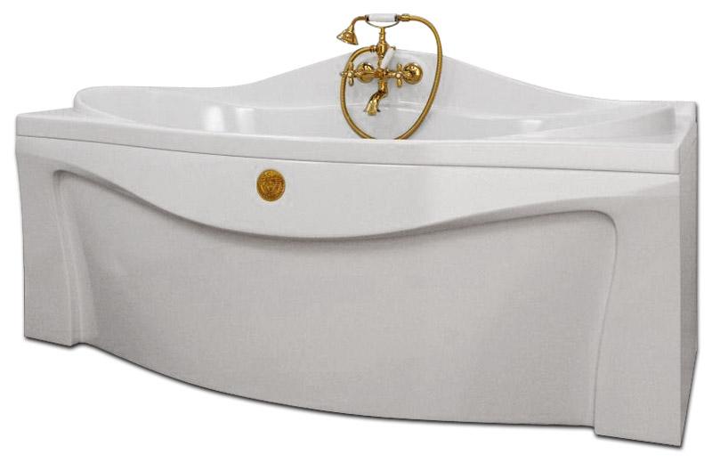 Франческа БелаяВанны<br>Ванна Фэма Стиль ванна Франческа, цвет белый. В комплект входят 4 ножки.<br>