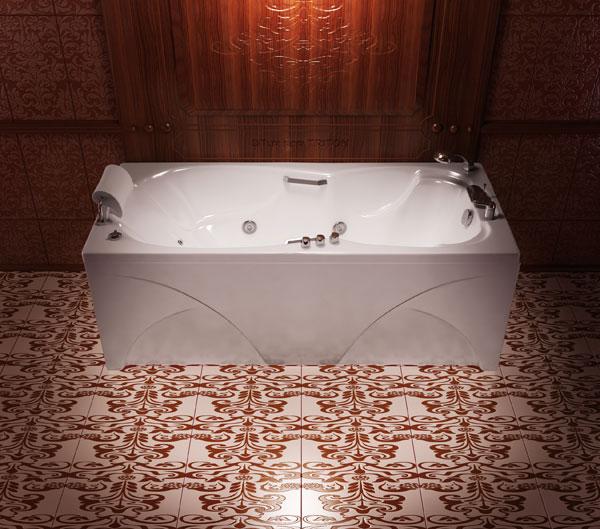 Цезарь БелаяВанны<br>Глубина ванны: 460 мм. В комплект поставки входят: чаша ванны, слив-перелив, каркас.<br>