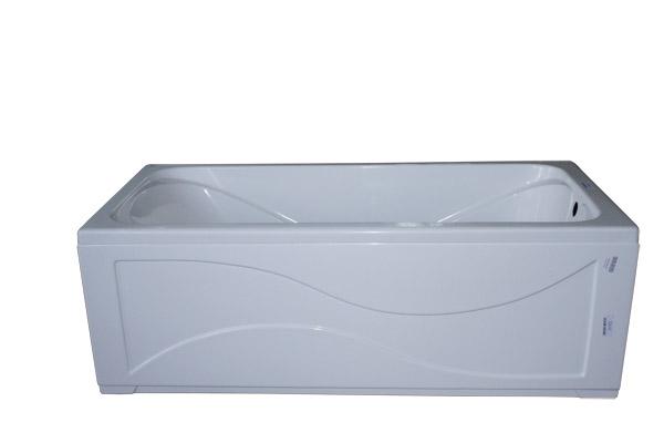 Стандарт 160 БелаяВанны<br>В комплект поставки входит чаша ванны.<br>