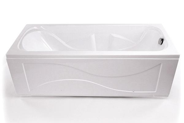Акриловая ванна Triton Стандарт 170х75 Белая акриловая ванна ravak domino plus 170х75 белая c631r00000