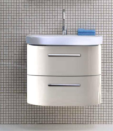 Day BS04 Выбеленный дуб 401Мебель для ванной<br>Berloni Bagno Day BS04 401 выбеленный дуб. Так же может комплектоваться керамической раковиной. Выдвижные ящики, механизм с доводчиком и плавным бесшумным закрытием. Тумба подстолье Berloni Bagno DAY BS04 может устанавливаться на стене в подвешенном положении, или дополняться металлическими ногами XAPD8 (заказываются отдельно).<br>
