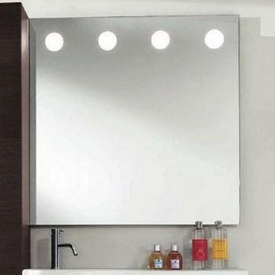 Day SW01 Зеркало с подсветкойМебель для ванной<br>Зеркало с подсветкой Berloni Bagno Day SW01. Можно дополнить светильником XP14.<br>