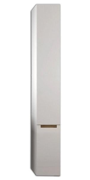 Moon MN CS18 DX 100 БелаяМебель для ванной<br>Шкаф-пенал правосторонний Berloni Bagno Moon MN CS18 DX 100 белого цвета. Дверца имеет механизм с доводчиком и плавным бесшумным закрытием.<br>