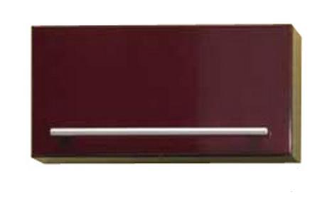 Avon  B 60.01  Черный глянец/Белый глянецМебель для ванной<br>Gorenje Avon B 60.01 подвесной шкаф. Шкаф с одной дверцей (верхнее открывание), цвет фасада черный глянец, корпуса белый глянец.<br>