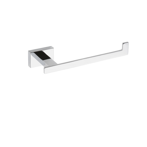 Plaza 118112022 ХромАксессуары для ванной<br>Держатель для туалетной бумаги Bemeta Plaza 118112022 без крышки. Цвет хром.<br>