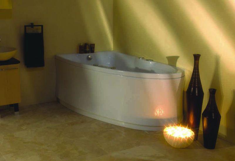 Акриловая ванна Victory Spa Emotion Без системы управления