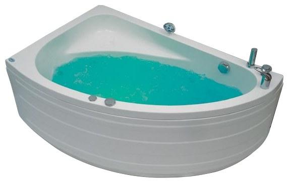 Акриловая ванна Victory Spa Mallorca 145x90 Без системы управления все цены