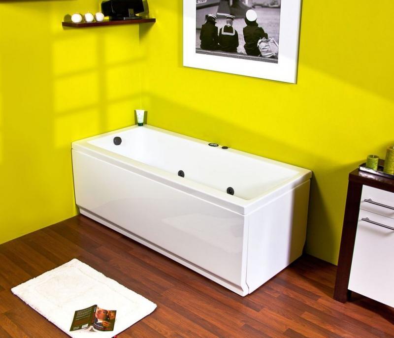 Акриловая ванна Victory Spa Mambo 150 Без системы управления