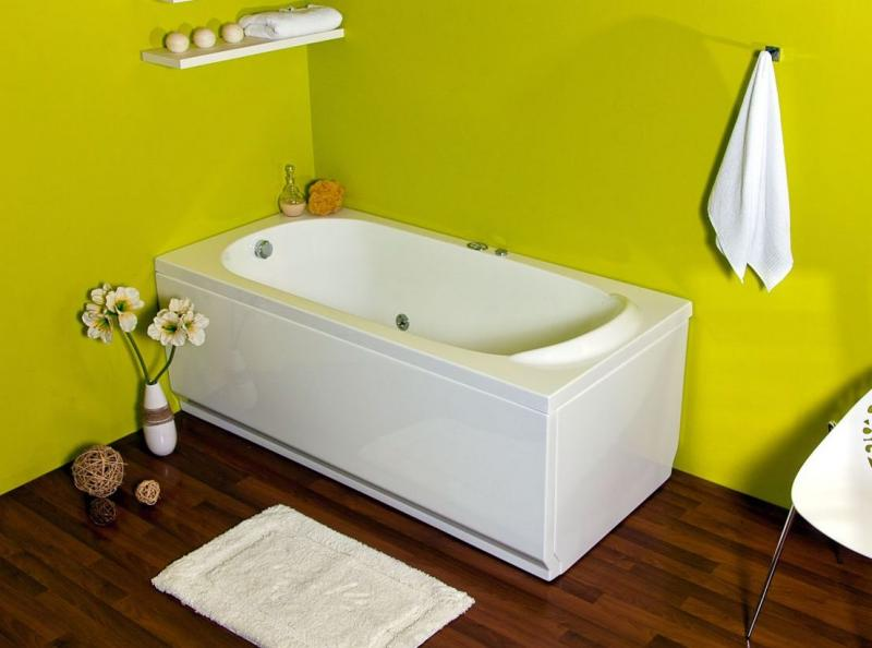 Акриловая ванна Victory Spa Rumba Без системы управления