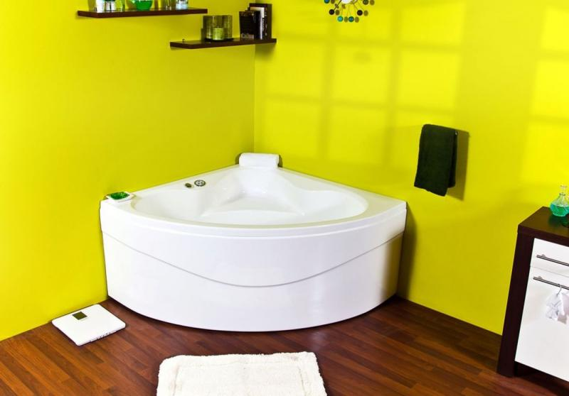 Акриловая ванна Victory Spa Cha Cha Система 3: Гидро-аэромассаж