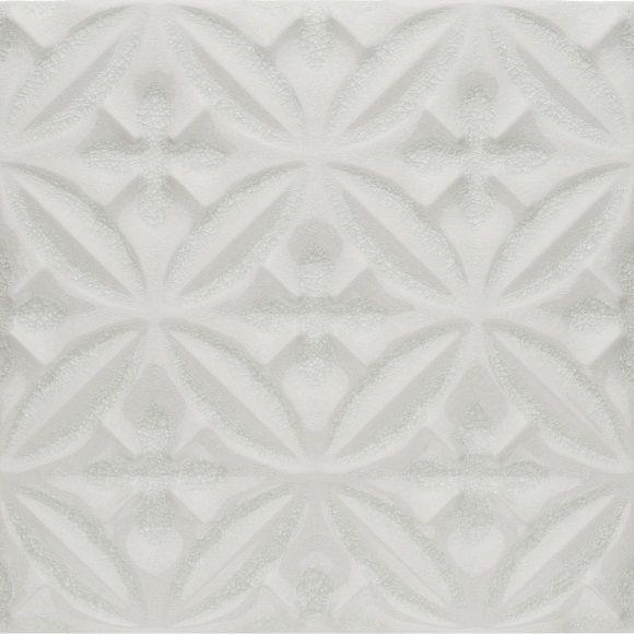 Керамический декор Adex Ocean Relieve Caspian Whitecaps 15х15 см