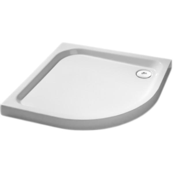 Verano 80x80 235030.055 БелыйДушевые поддоны<br>Душевой поддон Huppe Verano 80x80 235030.055 с формованной передней панелью, низкий, из искусственного камня, в форме четверти круга.<br><br>Материал: Gelcoat.<br>Особая износостойкость и ударопрочность.<br>Сопротивление к деформациям.<br>Специальная звукоизоляция.<br>Не выцветает и легко моется.<br>Приятный на ощупь.<br>Теплосберегающие свойства.<br>Простота монтажа.<br>Диаметр сливного отверстия: 90 мм.<br><br>В комплект поставки входят: поддон, передняя панель.<br>