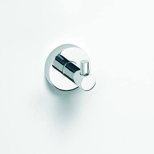 Omega 104106022 ХромАксессуары для ванной<br>Крючок для полотенец Bemeta Omega 104106022. Цвет хром.<br>