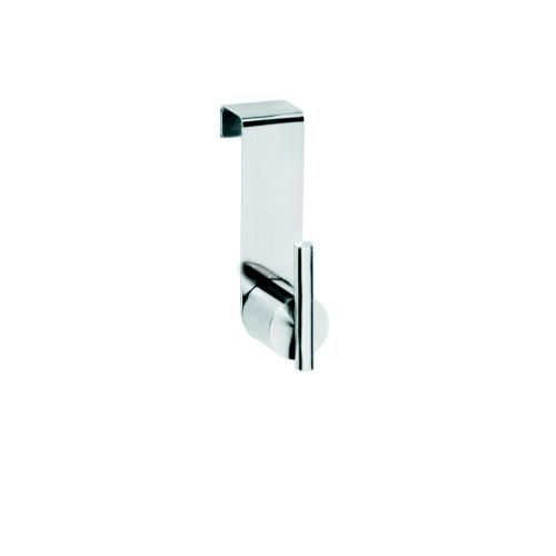 Omega 104106152 ГлянецАксессуары для ванной<br>Крючок для полотенец Bemeta Omega 104106152 подвесной. Цвет глянец<br>