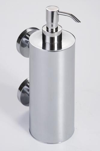 Omega 104109032 ГлянецАксессуары для ванной<br>Дозатор для жидкого мыла Bemeta Omega 104109032. Цвет глянец.<br>