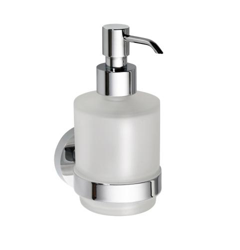 Omega 104109102 ГлянецАксессуары для ванной<br>Дозатор для жидкого мыла Bemeta Omega 104109102. Цвет глянец.<br>