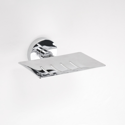Omega 104208082 ГлянецАксессуары для ванной<br>Мыльница для ванной Bemeta Omega 104208082 прямоугольная. Цвет глянец.<br>
