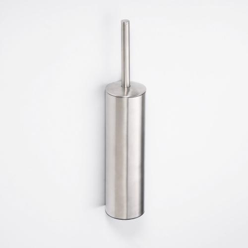 Neo stainless 102313065 Нержавеющая стальАксессуары для ванной<br>Ершик для унитаза Bemeta Neo stainless 102313065 цилиндрический. Нержавеющая сталь<br>