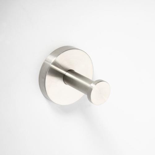 Neo stainless 104106065 ХромАксессуары для ванной<br>Крючок для полотенец Bemeta Neo stainless 104106065 цилиндрический. Цвет хром.<br>