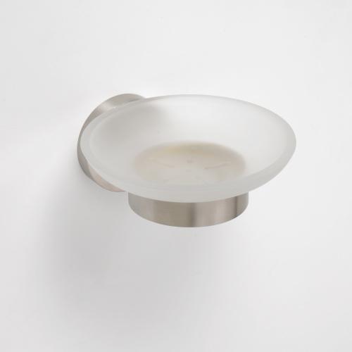 Neo stainless 104108045 ХромАксессуары для ванной<br>Мыльница для ванны Bemeta Neo stainless 104108045 круглая. Цвет хром.<br>