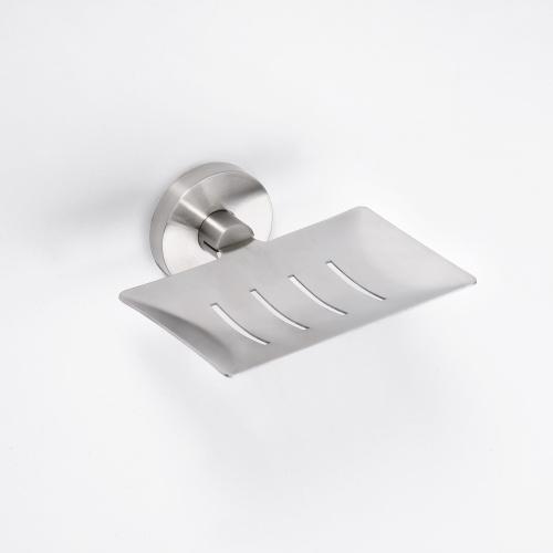 Neo stainless 104208085  ХромАксессуары для ванной<br>Мыльница Bemeta Neo stainless 104208085 прямоугольная настенная. Цвет хром.<br>