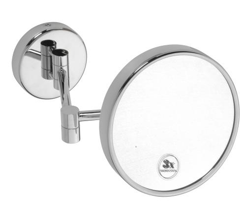 Cosmetic mirrors 112201152 ХромАксессуары для ванной<br>Косметическое зеркало для ванной Bemeta Cosmetic mirrors 112201152 без подсветки. Цвет хром.<br>