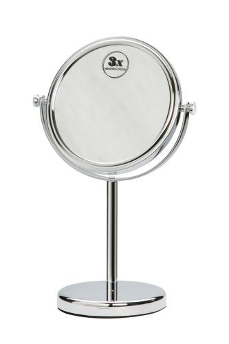 Cosmetic mirrors 112201252 ХромАксессуары для ванной<br>Косметическое зеркало для ванной Bemeta Cosmetic mirrors 112201252 без света. Цвет хром.<br>