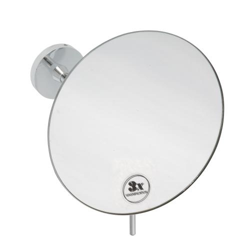 Cosmetic mirrors 112201332 ХромАксессуары для ванной<br>Косметическое зеркало для ванной Bemeta Cosmetic mirrors подвесное без подсветки MW12U. Цвет хром.<br>