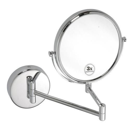 Cosmetic mirrors 112201512 ХромАксессуары для ванной<br>Косметическое зеркало для ванной Bemeta Cosmetic mirrors 112201512 подвесное MS22U. Цвет хром.<br>
