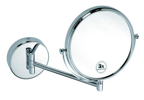 Cosmetic mirrors 112201522 ХромАксессуары для ванной<br>Косметическое зеркало для ванной Bemeta Cosmetic mirrors 112201522 подвесное без подсветки. Цвет хром.<br>