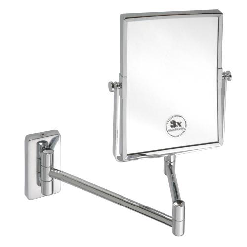 Cosmetic mirrors 112201612 ХромАксессуары для ванной<br>Косметическое зеркало для ванной Bemeta Cosmetic mirrors 112201612 подвесное без подсветки. Цвет хром.<br>