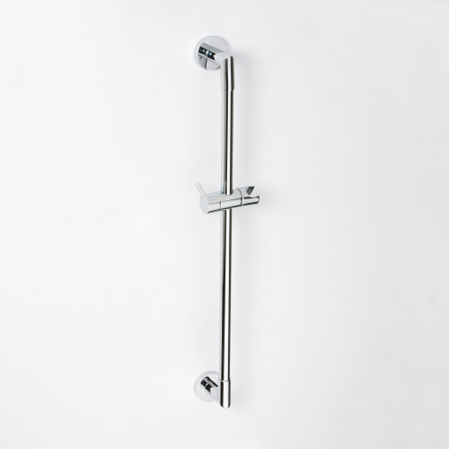 Shower Programme 104114112 Похромированная латуньДушевые гарнитуры<br>Душевой держатель Bemeta Shower Programme 104114112 600 мм. Покрытие - похромированная латунь.<br>