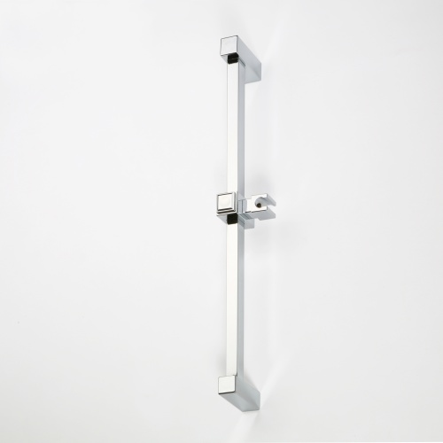 Shower Programme 114314162 Похромированная латуньДушевые гарнитуры<br>Держатель для душа Bemeta Shower Programme 114314162 регулируемый по высоте. Покрытие - похромированная латунь.<br>