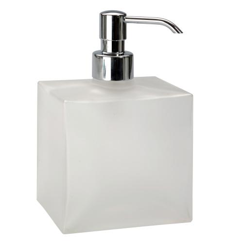 Plaza 118109042 ХромАксессуары для ванной<br>Дозатор для жидкого мыла Bemeta Plaza 118109042. Цвет хром.<br>
