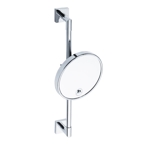 Beta 132201172 ХромАксессуары для ванной<br>Косметическое зеркало для ванной Bemeta Beta 132201172 без подсветки. Цвет хром.<br>