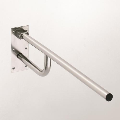 Help 301102091 Нержавеющая стальАксессуары для ванной<br>Поручень для ванной Bemeta Help 301102091 откидной. Нержавеющая сталь.<br>